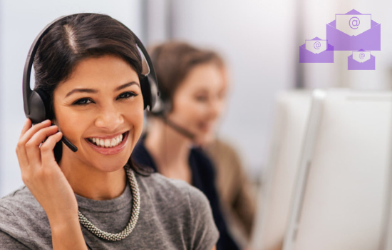 Yahoo customer support team