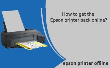 Epson Printer Offline