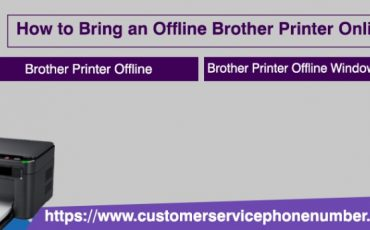 How to Bring an Offline Brother Printer Online?