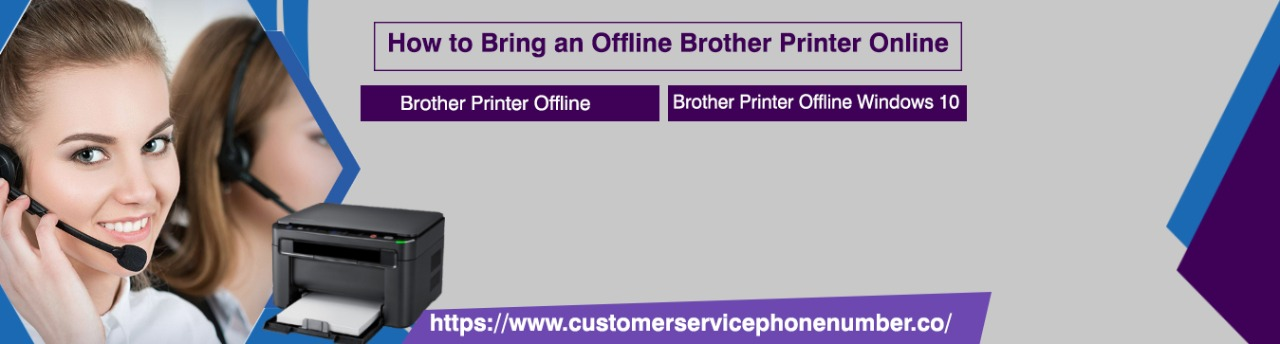 A Quick Guide On Brother Printer Offline Issues and The Ways to Fix It