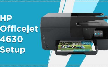 Complete steps for the HP Officejet 4630 setup-Windows|Mac