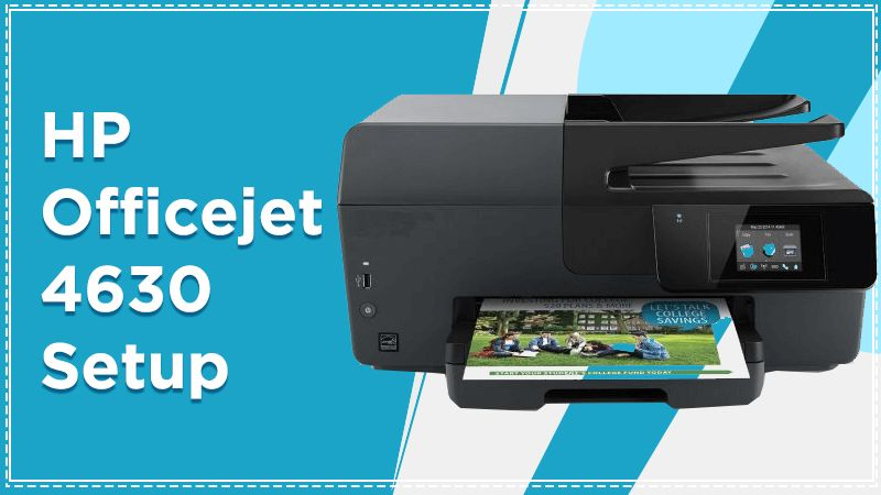 Complete Steps For The HP Officejet 4630 Driver Setup